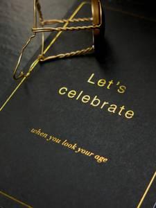 Bilde av Let's celebrate when... kort | Cardsome