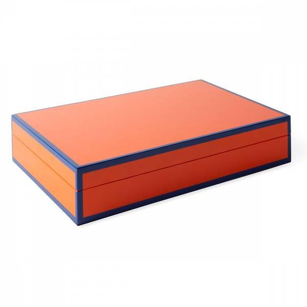 Bilde av Laquer Valet boks oransje & blå