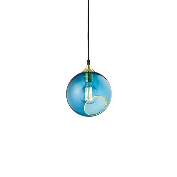 Bilde av Ballroom pendel small azure blå | Design by us