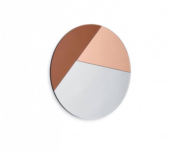 Bilde av Nouveau 70cm rundt speil | Reflections Copenhagen