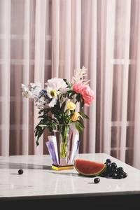Bilde av South beach vase krystall
