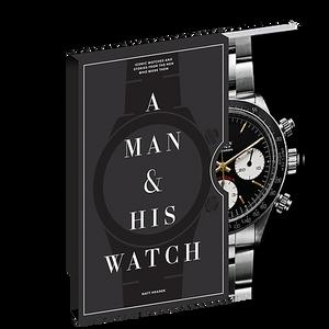 Bilde av A man and his watch bok