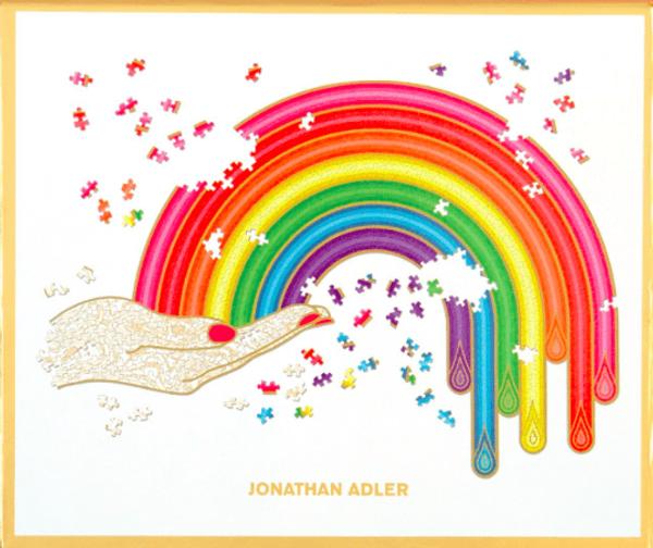 Bilde av Rainbow 750 biter puslespill