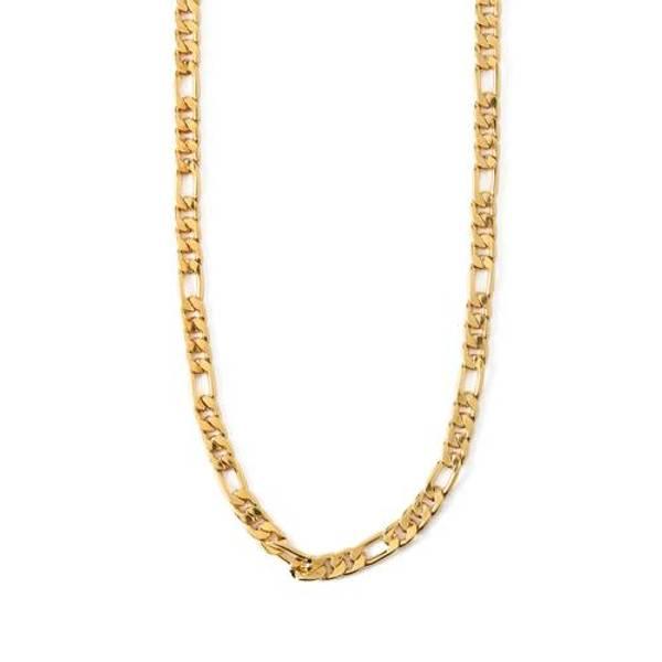 Bilde av  Flat Large Chain halskjede