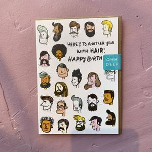 Bilde av Another year with hair kort