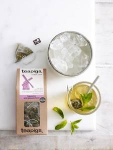 Bilde av Lakris og peppermynte te