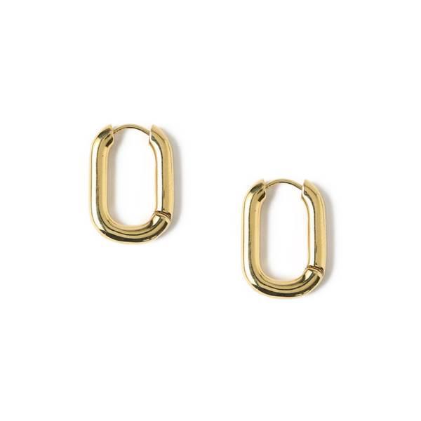 Bilde av Chunky oval hoop