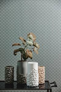 Bilde av Naxos vase hvit 20cm