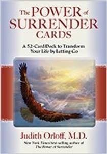 Bilde av The power of surrender cards