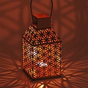Bilde av Flower of life lanterne