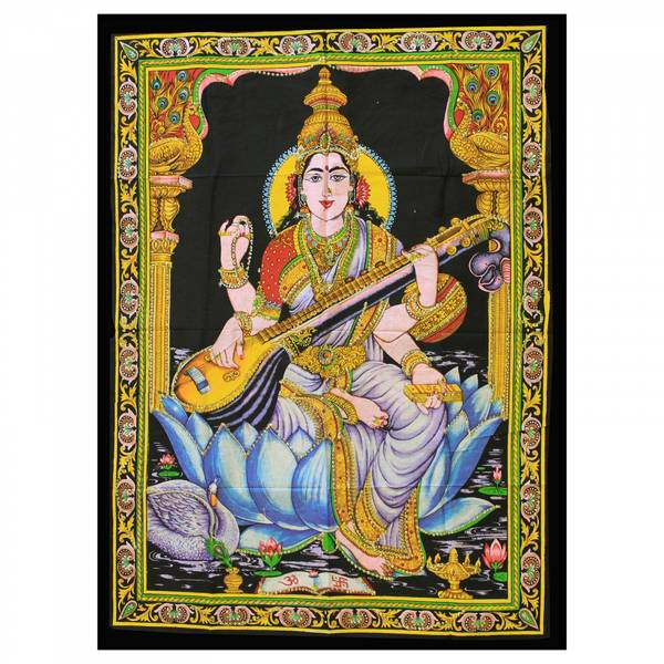 Bilde av Sarasvati Vegg art