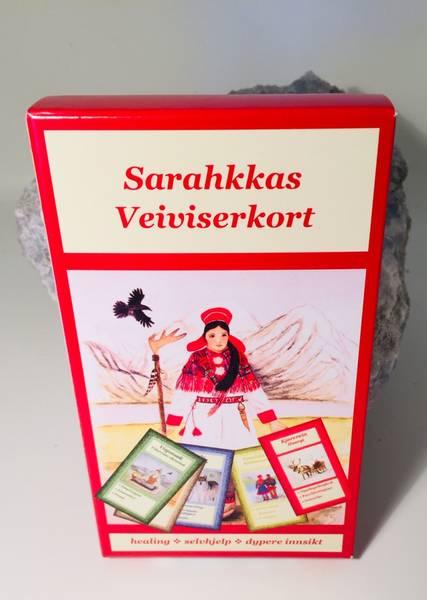 Bilde av Sarahkkas Veiviserkort