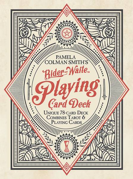 Bilde av Rider Waite Playing Cards