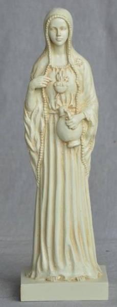 Bilde av Maria Magdalena i stenfinish