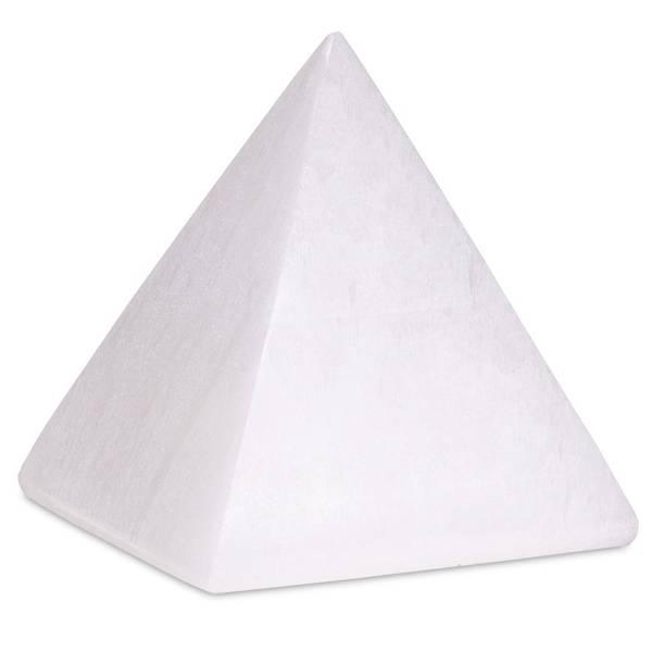 Bilde av Selenitt Pyramide 10cm
