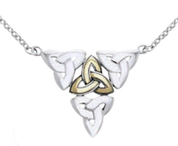 Bilde av Keltisk Treenighets Smykke