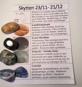 Bilde av Skytten Stenene