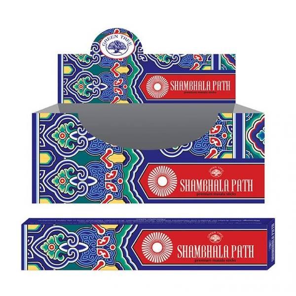 Bilde av Shamhala Path Røkelse 15 gram