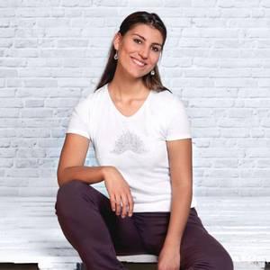 Bilde av T-Skjorte Ananda Lotus