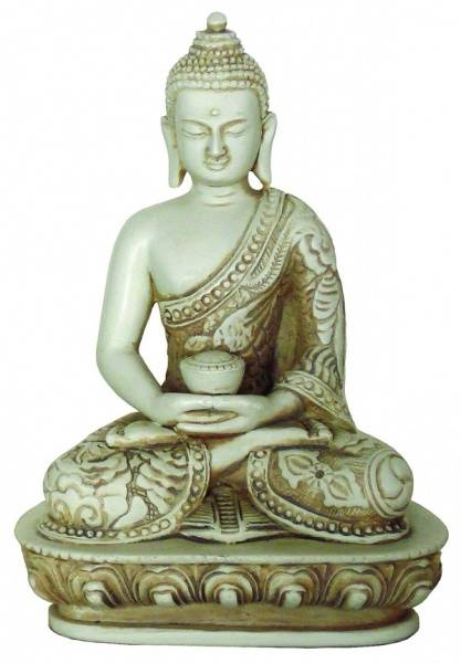 Bilde av Buddha 13 cm S: MEDITATION