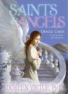 Bilde av Saints & Angels Oracle Cards