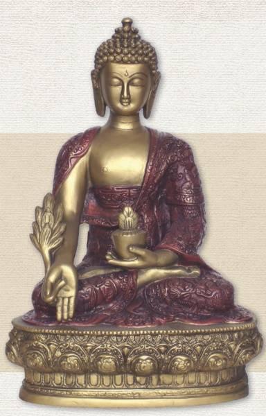 Bilde av Medisin Buddha 30 cm