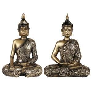 Bilde av Antikk Gyllen Buddha 27cm