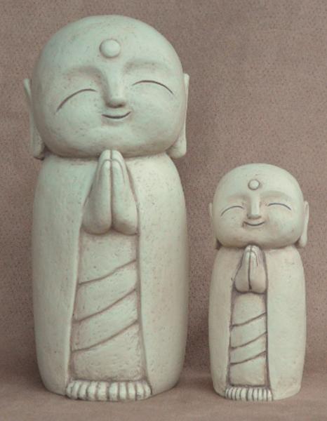 Bilde av Jizo lykkebringende figur
