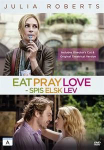 Bilde av Spis elsk lev, DVD