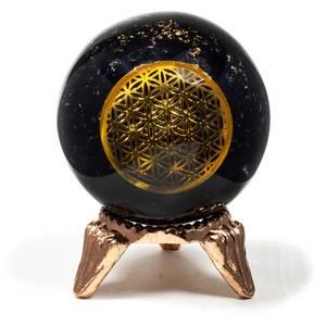 Bilde av Orgonitt Sphere Turmalin med