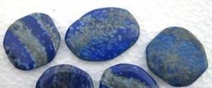 Bilde av Lapis Lazuli Lommestein 3cm