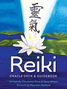 Bilde av Reiki Oracle Deck & Guidebook