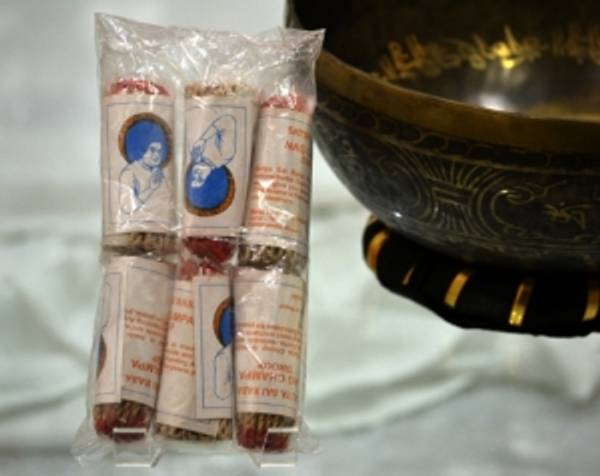 Bilde av Tibetan ropes incense 6pack