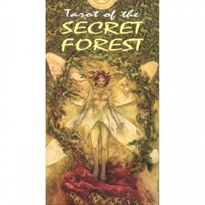 Bilde av Tarot of the secret forest