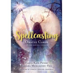 Bilde av Spellcasting Oracle Cards
