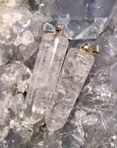 Bilde av Bergkrystall Anheng