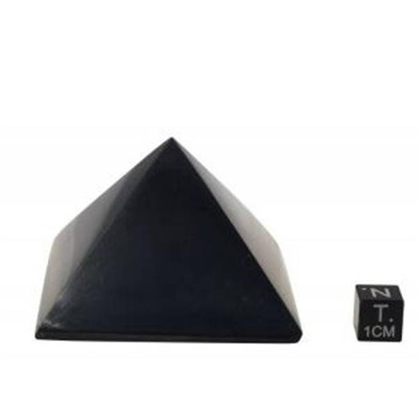 Bilde av Shungitt Pyramide 6x6