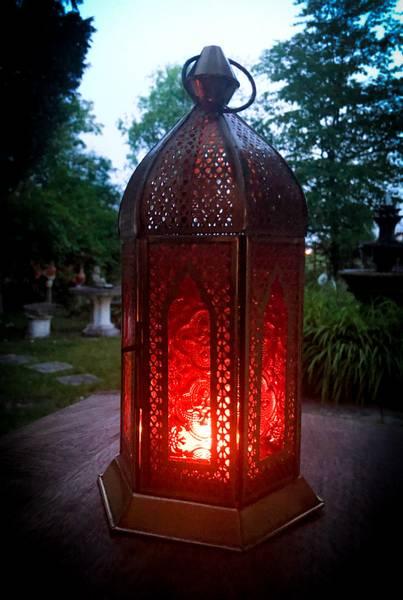 Bilde av Alladin lanterne lykt