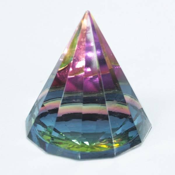 Bilde av Magisk 12-Kantet Pyramide 5cm