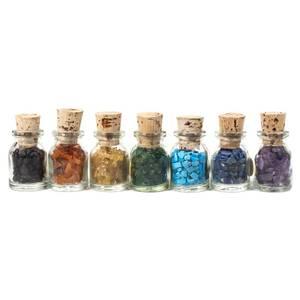 Bilde av 7 Edelstener i flasker