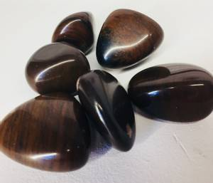 Bilde av Obsidian, Mahogny