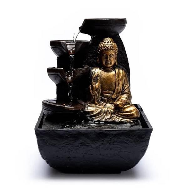 Bilde av Buddha Vannfontene