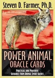 Bilde av Power Animals Oracle Cards