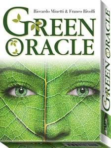 Bilde av Green Oracle Cards