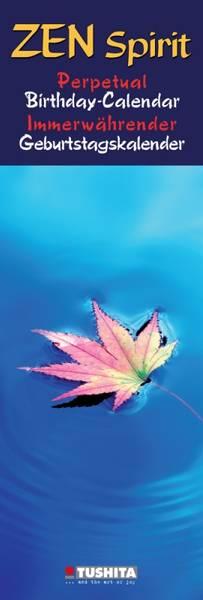 Bilde av Burdsdagskalender Zen Spirit