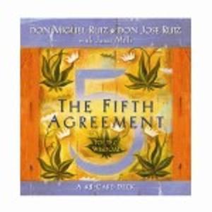 Bilde av The fifth agreement Cards