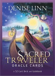 Bilde av Sacred Traveler Oracle Cards