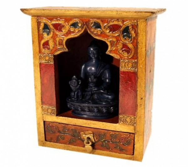 Bilde av Håndmalt altar