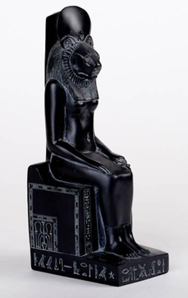 Bilde av Sekhmet Sittende Statue