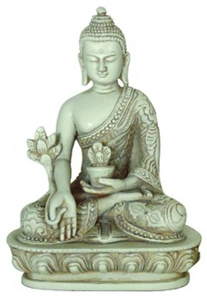 Bilde av Medisin Buddha 13 cm